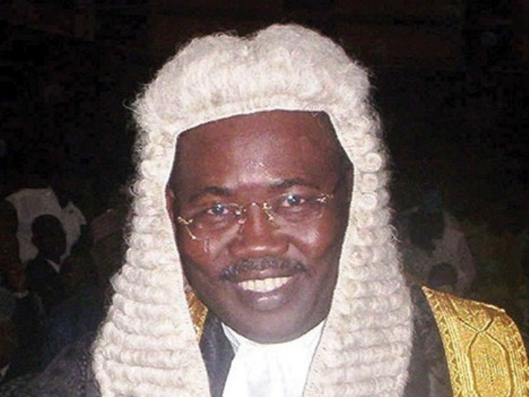 Ex-Attorney General, Mohammed Adoke