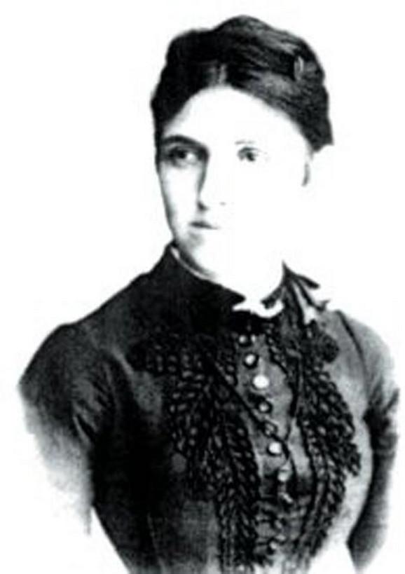 Marica Kosanović, najmlađa sestra Nikole Tesle