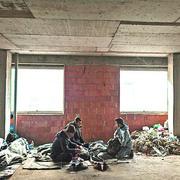 Migranti u ulici Gavrila Principa_11122017_ras foto Stevan Rankovic250