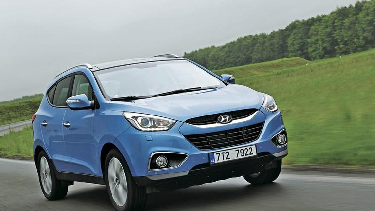 Jak zmienił się Hyundai ix35 po lifttingu?