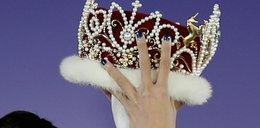Ogień zamiast korony na głowie Miss Afryki