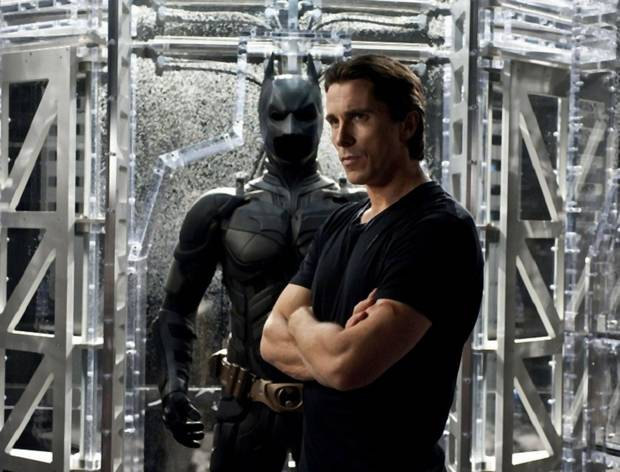 Christian Bale - Batman