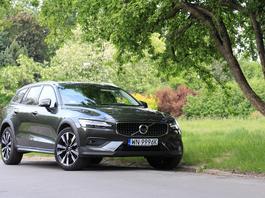 Volvo V60 Cross Country D4 AWD Polestar – wybielanie wizerunku | TEST