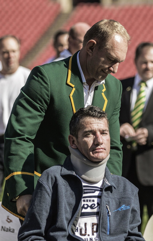 Syn zmarłego rugbysty napisał wzruszający list do taty