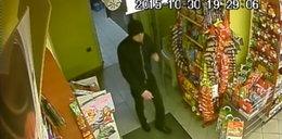 Groził sprzedawczyni nożem i ukradł pieniądze z kasy!