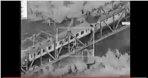 Most na Grdelici na nišanu NATO bombardera
