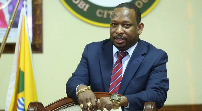 Usiwache hii ujinga iendelee - Sonko's daring  address to Uhuru on live TV