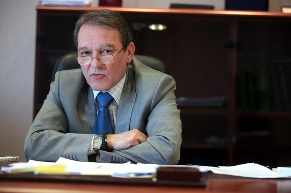 Dragomir Milojević jedini se prijavio za predsednika Vrhovnog kasacionog suda