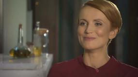 """Katarzyna Zielińska żegna się z serialem """"Barwy szczęścia"""""""