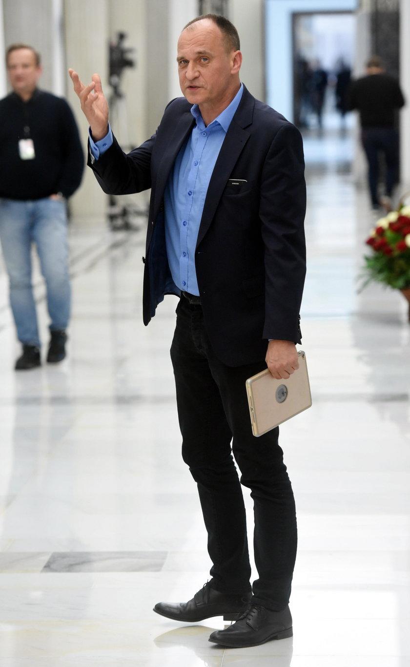 Kukiz w gabinecie prezesa PiS. Zdradził kulisy spotkania