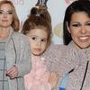 Iwona Węgrowska z córką i inne gwiazdy zimy się nie boją