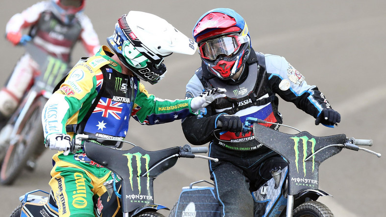 07.07.2017 MONSTER ENERGY FIM SPEEDWAY WORLD CUP RACE OFF