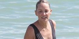Była seksbomba na plaży. Jak dziś wygląda?