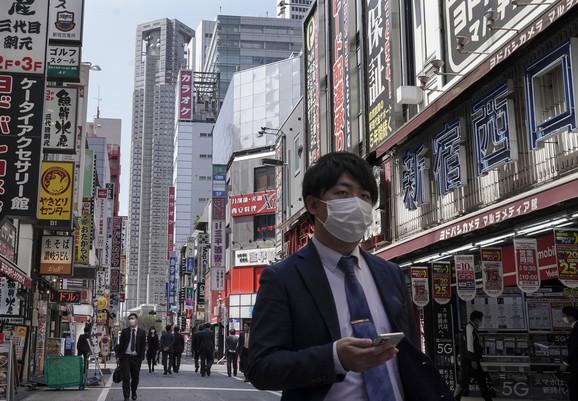 U Tokiju živi 13,5 miliona ljudi