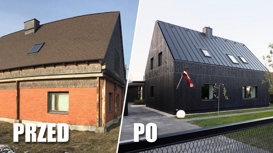 Przebudowa wiejskiej chaty. Architekci zmienili ją w cudo