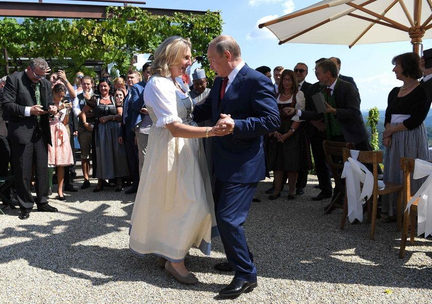 Ślub Karin Kneissl