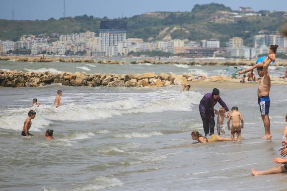 Plaža u Draču