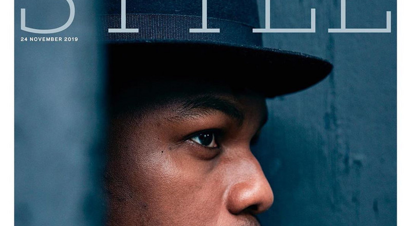 John Boyega rocks a gentleman's fashion as he covers The Sunday Style Magazine's latest issue