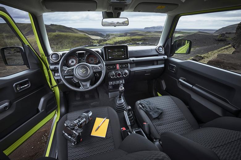 Suzuki Jimny - powrót kultowej skrzynki