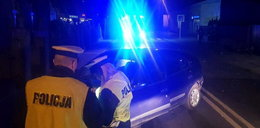 Makabra na drodze. Pijany kierowca potracił kobietę i trzech 15-latków