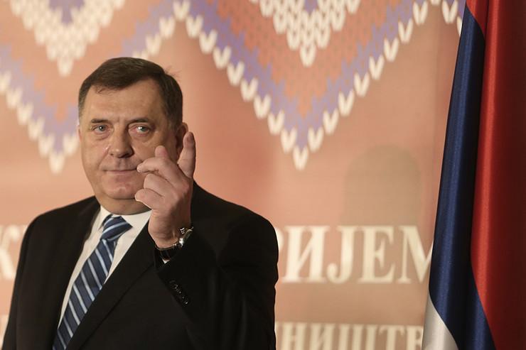 Milorad Dodik predsedavajući Predsedništva BiH