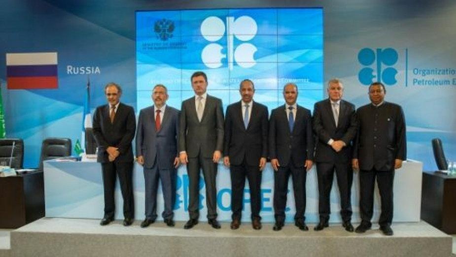 Ministrowie grupy OPEC+. fot. Ministerstwo Energetyki Federacji Rosyjskiej