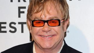 Elton John (fot. getty images)
