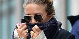 Pierścionek zaręczynowy Mary-Kate Olsen