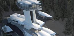 Supermodelka kupiła kosmiczny dom