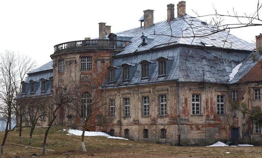 Czy Pałac Minkowskie na Opolszczyźnie skrywa skarby nazistów?