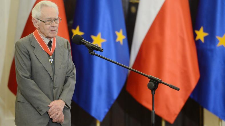 Prof. Andrzej Trautman
