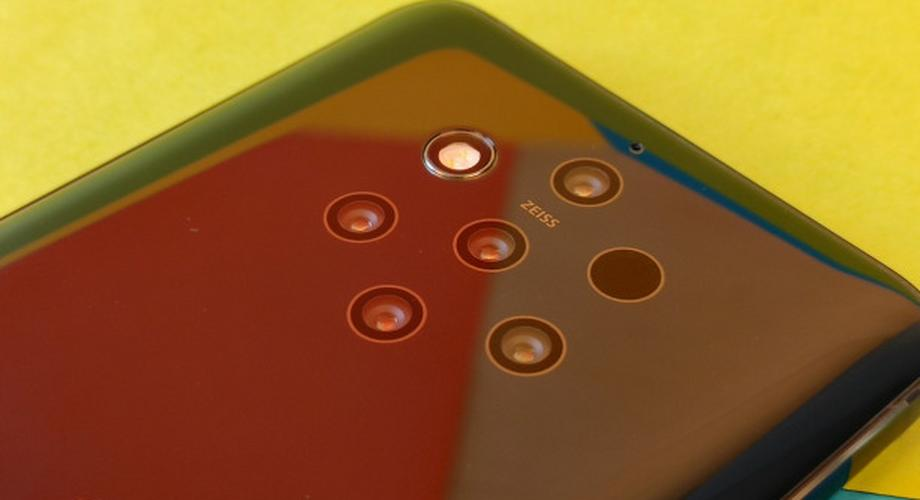 Nokia 9 Pureview Test: zu viele Schwächen trotz Penta-Cam