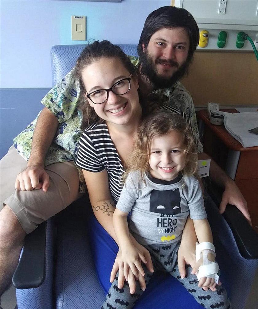 USA: 3-latek choruje na białaczkę. Sąd nakazał kontynuowanie chemioterapii