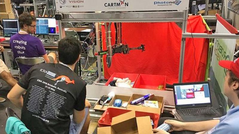 Australijski robot zwycięzcą Robotics Challenge