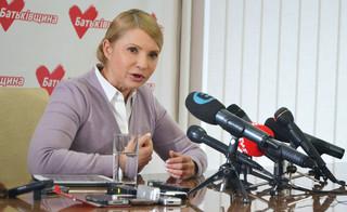 Stan chorej na Covid-19 Julii Tymoszenko jest krytyczny
