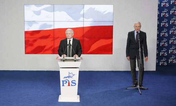 """Piotr Naimski powiedział, że rządowy plan nie ma finansowania i przypomniał, że PiS nazwał go """"planem likwidacji kopalń"""""""