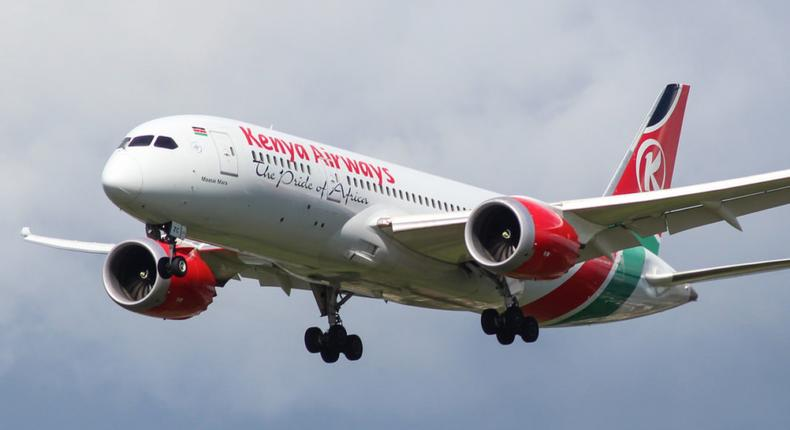 KQ and South African Airlines sign deal to form pan-African airline.