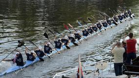 Bydgoszcz: najdłuższy kajak na świecie