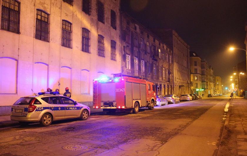 Tajemnicza śmierć w Łodzi. Trzy ciała w mieszkaniu