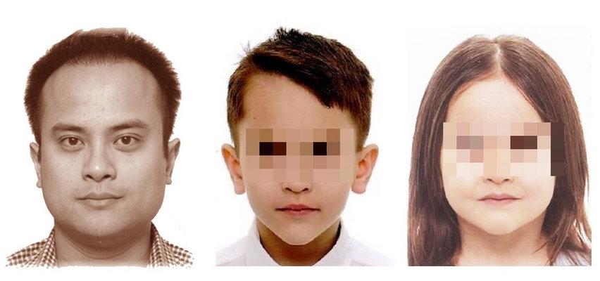 Dwójka zaginionych dzieci odnaleziona! Ojciec jest dalej poszukiwany. Co się z nim stało?