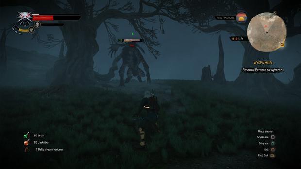 Wiedźmin 3: Dziki Gon - bies to jeden z najbardziej przerażających potworów, wyciągniętych wprost z arcybogatej mitologii słowiańskiej