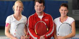 Ojciec słynnych tenisistek chce wychować kolejną gwiazdę. Radwański czeka na korcie na... wnuka