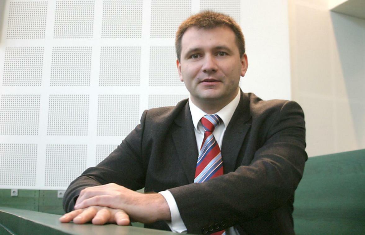 Sędzia Waldemar Żurek rzecznik prasowy Krajowej Rady Sądownictwa