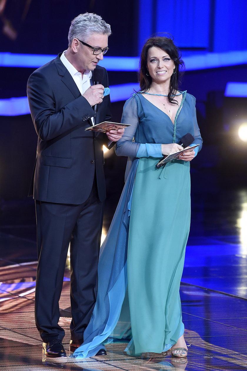 Artur Orzech i Katarzyna Pakosińska