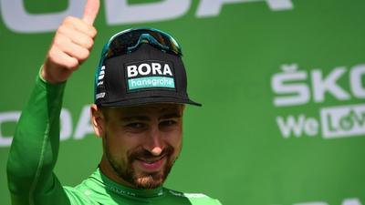 Ex-world champion Sagan to join TotalEnergies