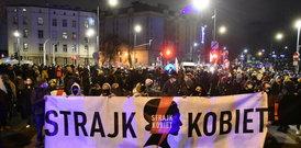W całej Polsce doszło do masowych protestów. Zobacz FILMY i ZDJĘCIA