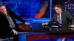 """Hugh Grant przeprosił za swoje zachowanie w """"The Daily Show"""""""