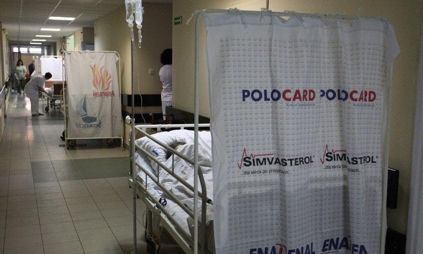 Szpital na Zaspie w Gdańsku