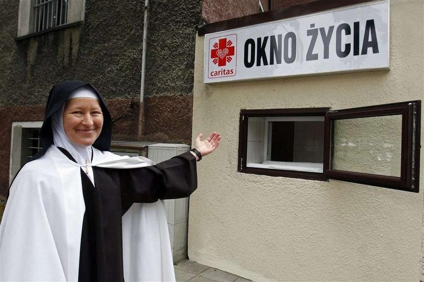 Okno Życia otwarto w Sosnowcu
