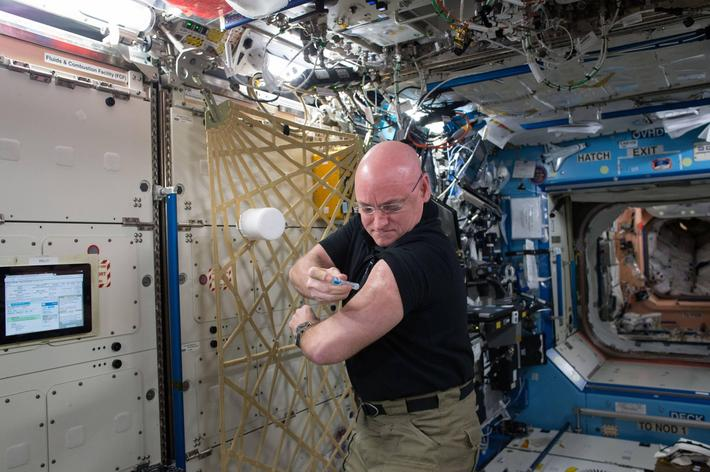 Human Research Program - One-Year Mission on the International Space Station